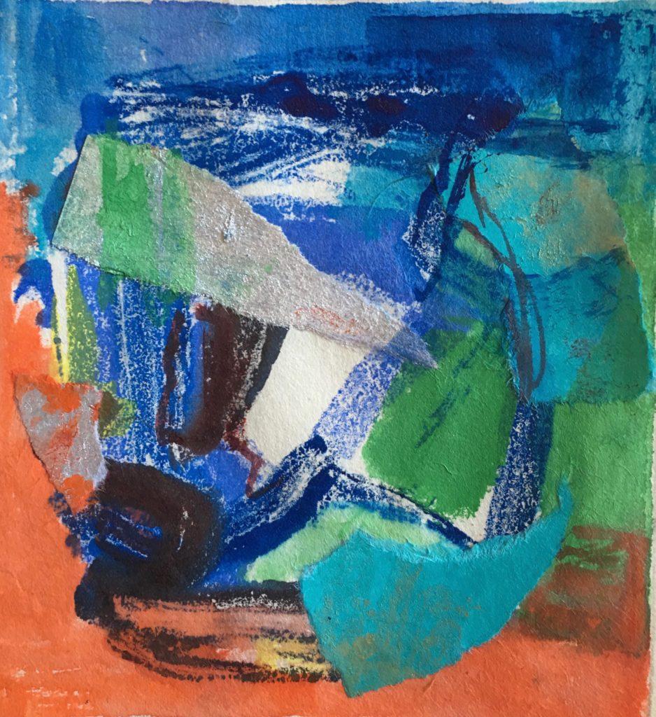 Claribel Cone - Aquamarine 8